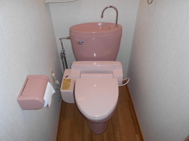 アピア 101号室のトイレ