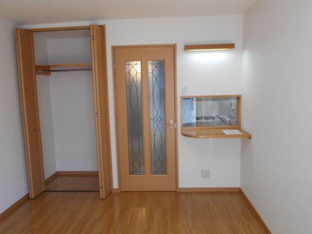 アピア 101号室の居室
