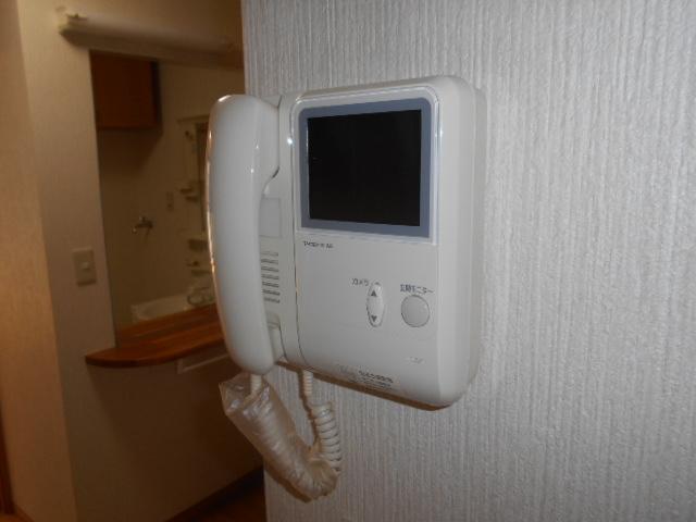 アピア 101号室のセキュリティ