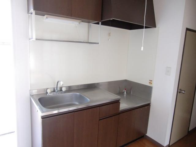 オークス豊春 201号室のキッチン