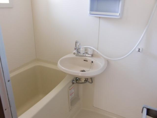 オークス豊春 201号室の風呂
