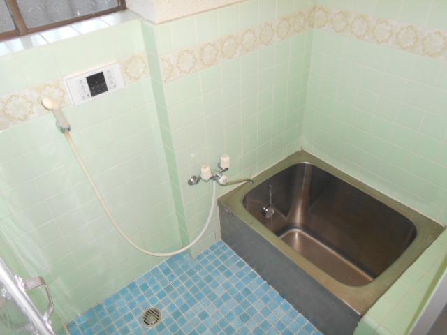 ハイツ石原 105号室の風呂