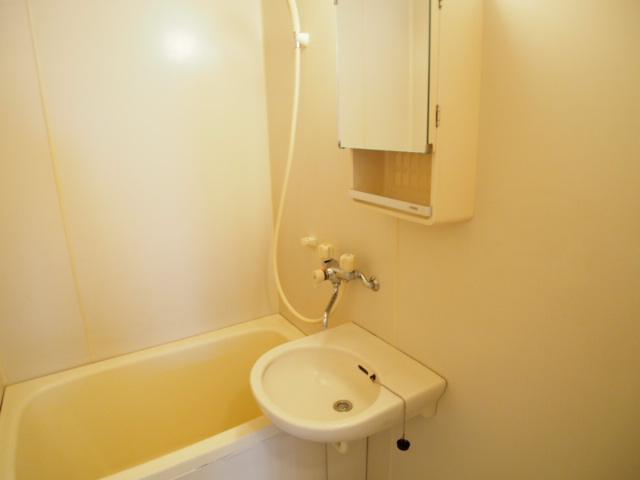 セントラルハイム 203号室の洗面所