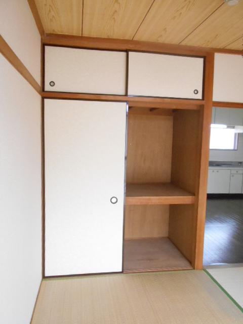 セルアーモ北春日部白石Ⅰ 203号室の収納