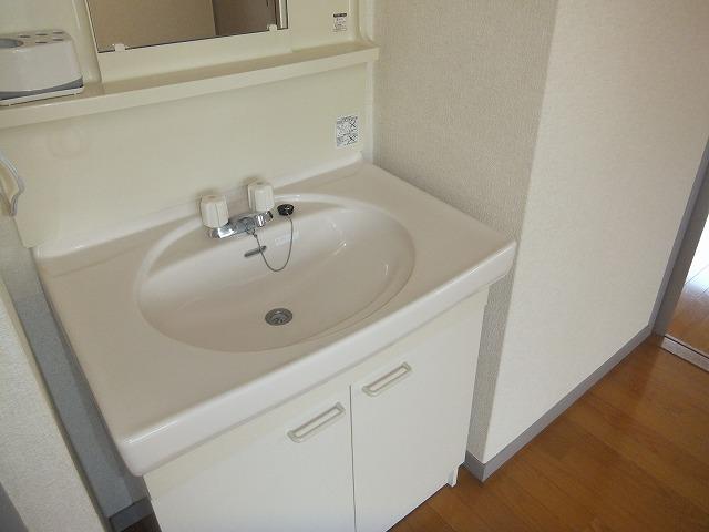 さつきビル 403号室の洗面所