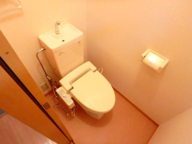 ベルシオンⅡのトイレ