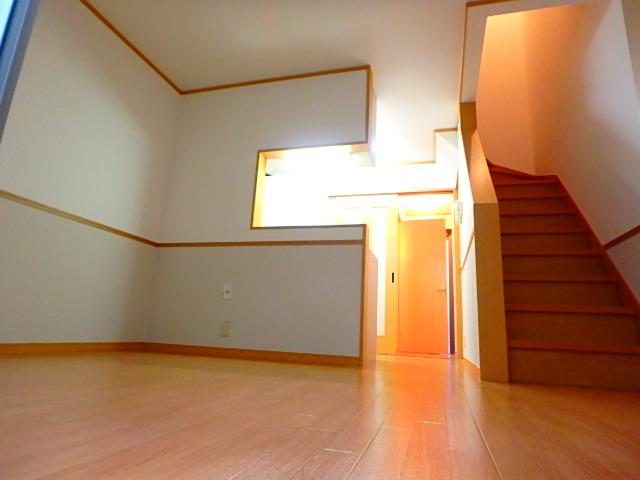 ベルシオンⅡの居室