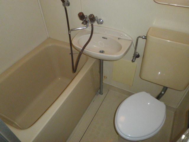 サンコーポ 102号室の風呂