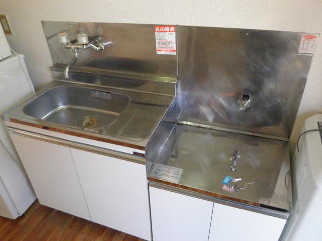 サンコーポ 102号室のキッチン
