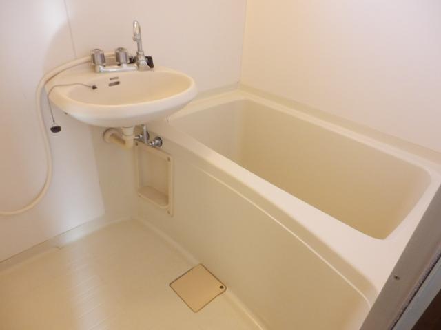 ヒルズミヤマ 102号室の風呂