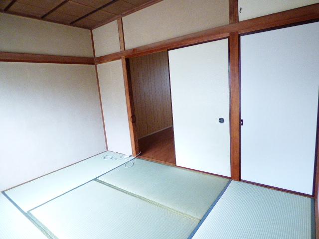 緑荘 202号室の居室