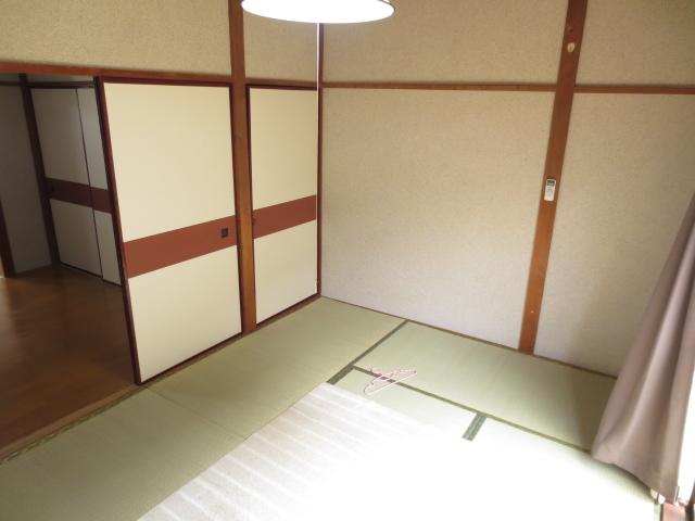 末広荘 203号室の設備