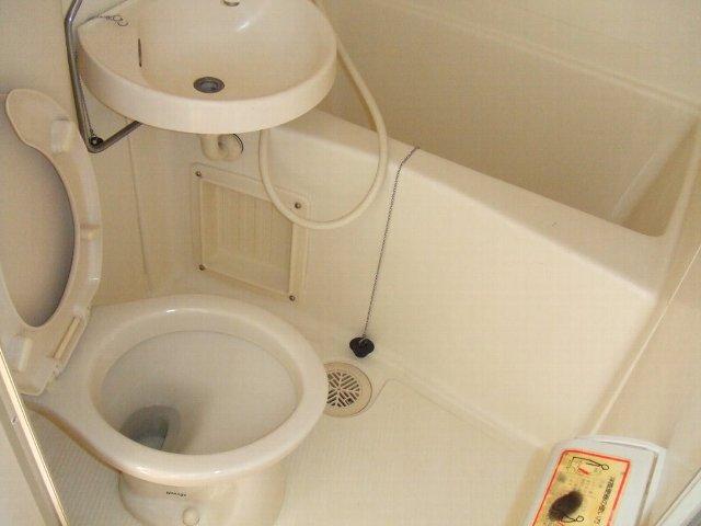 オネスティ津田沼壱番館 108号室の風呂