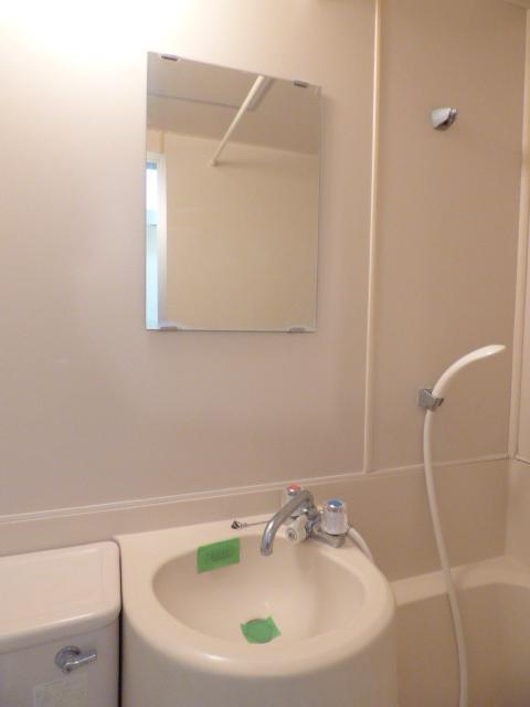 ジュネパレス習志野第14 204号室の洗面所