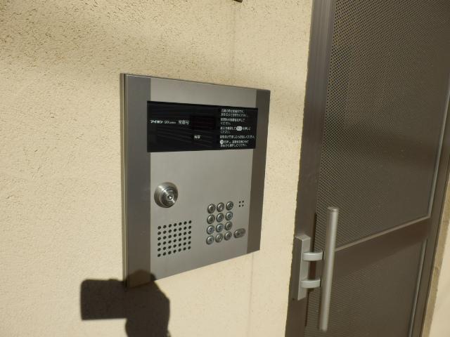 ラスティ・コーポ 105号室のセキュリティ
