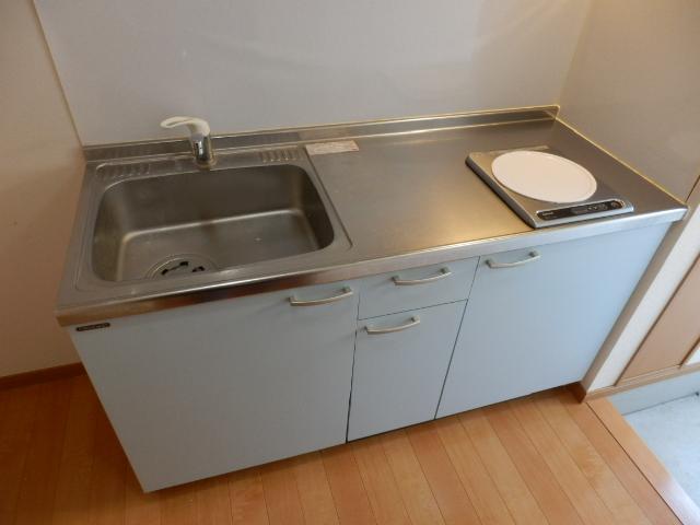 ラスティ・コーポ 105号室のキッチン