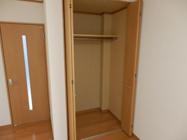 ラスティ・コーポ 105号室の収納