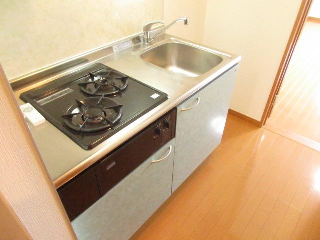 エクセレントショア 402号室のキッチン