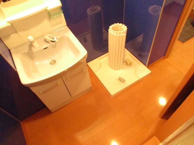 エクセレントショア 402号室の洗面所