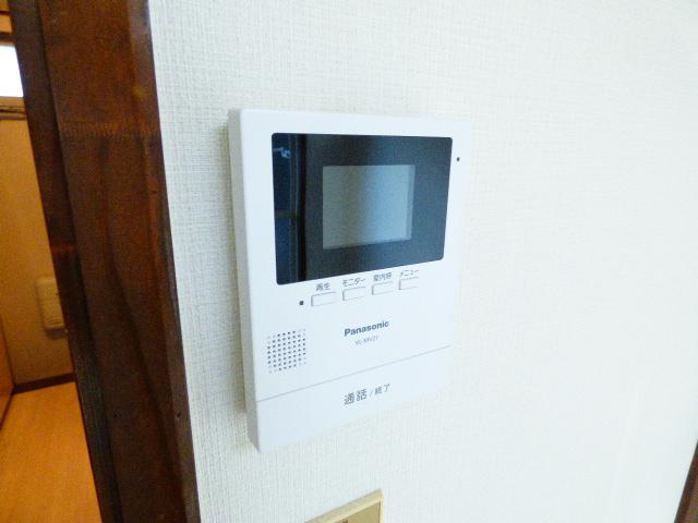 サンコーポ広瀬 107号室のセキュリティ