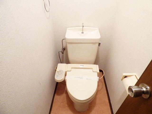 サンコーポ広瀬 107号室のトイレ