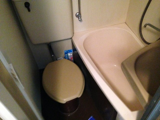 佐生マンション 302号室の風呂
