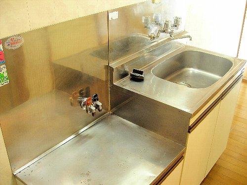 フラッツ横浜 101号室のキッチン
