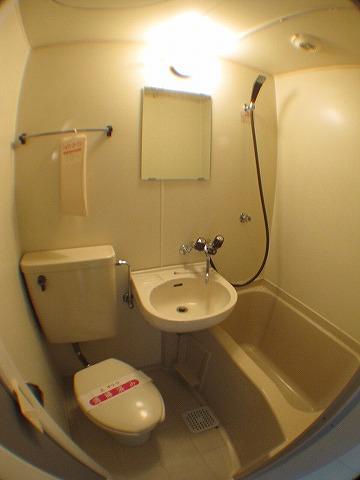 スターホームズ山手 202号室の風呂