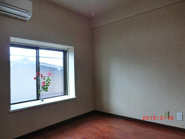 インターフェイス壱番館 301号室のベッドルーム
