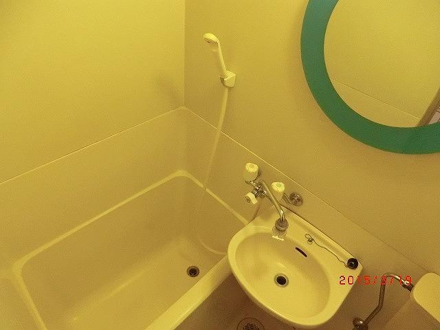 インターフェイス壱番館 301号室の風呂