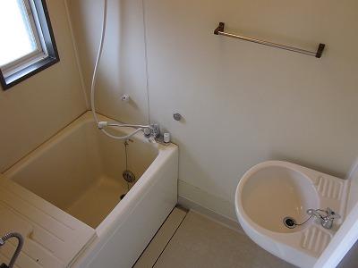 コーポ草風A棟 201号室の風呂