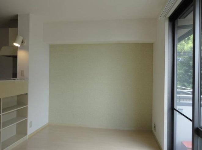 グランシード中丸NO8 206号室の居室