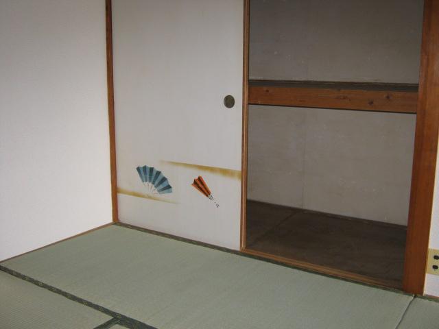 さつきハイム 104号室の収納