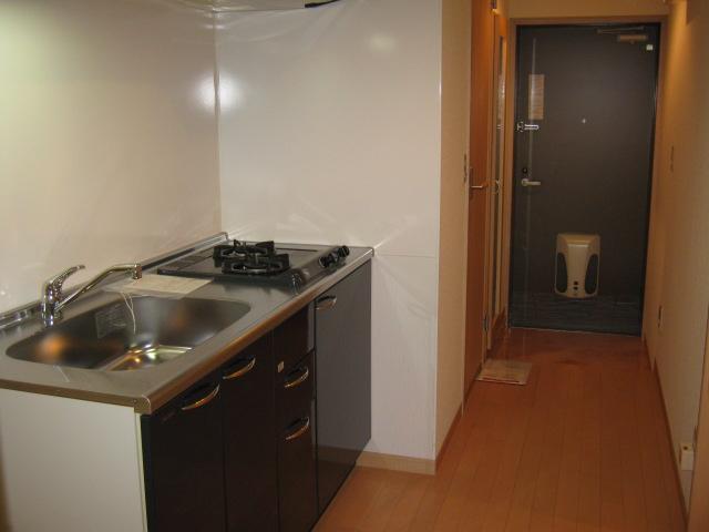 エアリーズ 307号室のキッチン