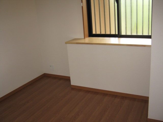アンベリール・K・湘南 103号室のベッドルーム