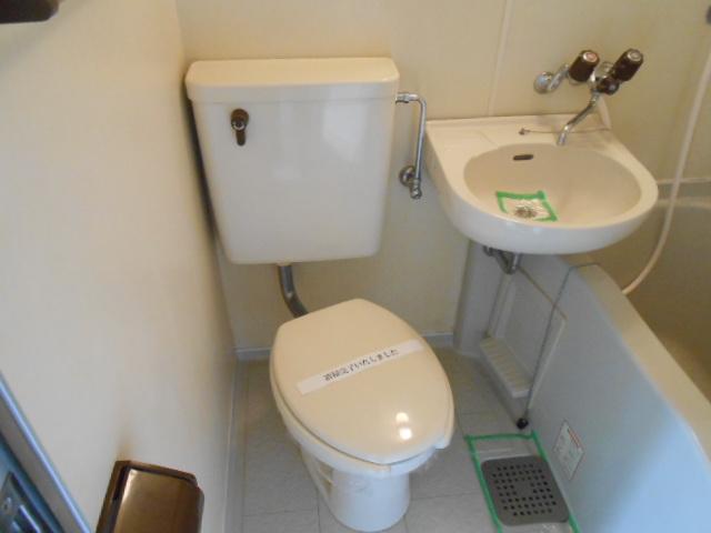 メゾン・ド・コンフォール 213号室のトイレ