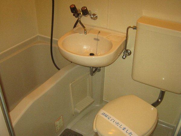 メゾン・ド・コンフォール 413号室の風呂