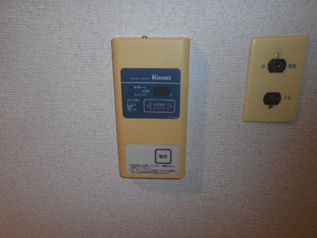 音楽の館LIETO 205号室の設備