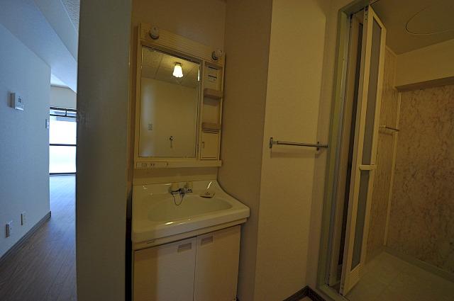 ファミール小幡 107号室の洗面所