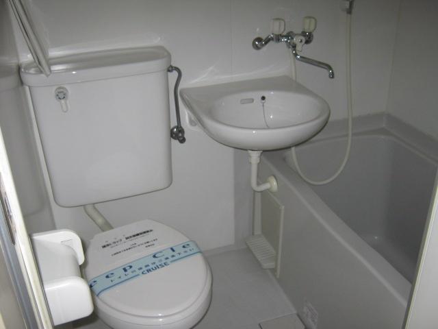 リバーサイドハイツ 103号室の風呂