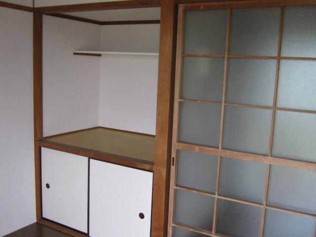 リバーサイドハイツ 103号室の収納