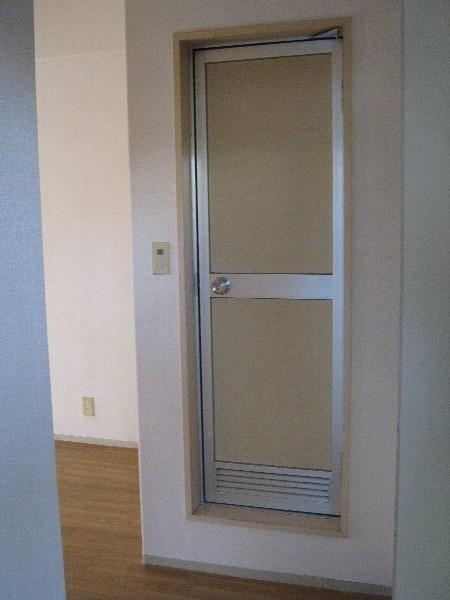 レジデンス藤ヶ丘 1A号室の風呂