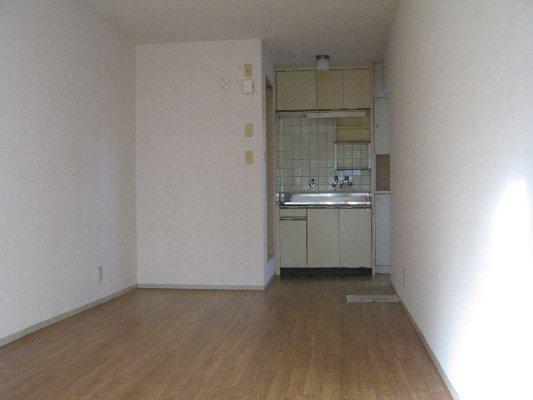 レジデンス藤ヶ丘 1A号室のリビング