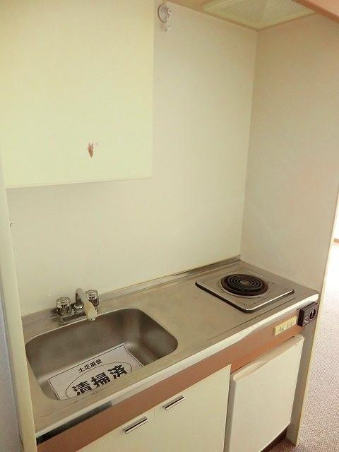 アーバンポイント守山 301号室のキッチン