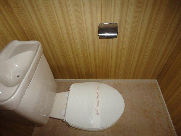 コーポサングリーン 205号室のトイレ