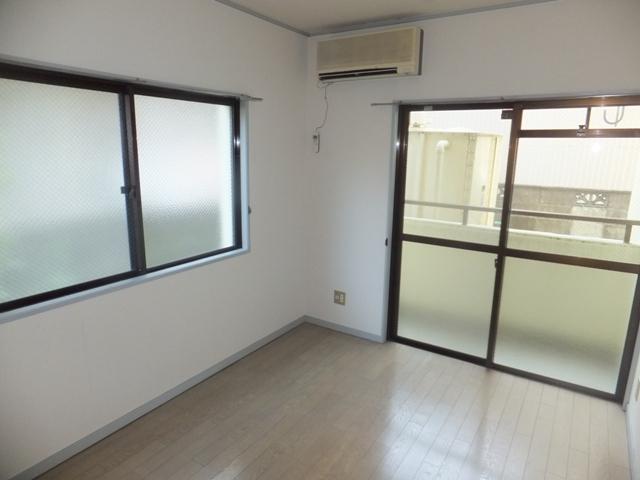 レモンハイム 1D号室の居室