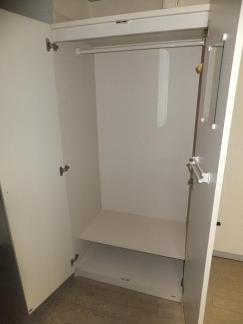 レモンハイム 1D号室の収納