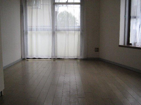 レモンハイム 2A号室のリビング