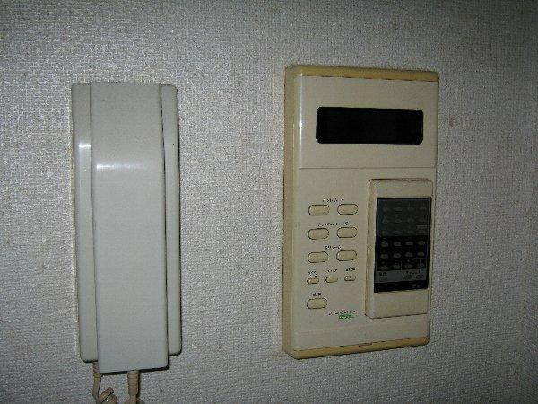 サンシティ八剣Ⅱ 302号室のセキュリティ