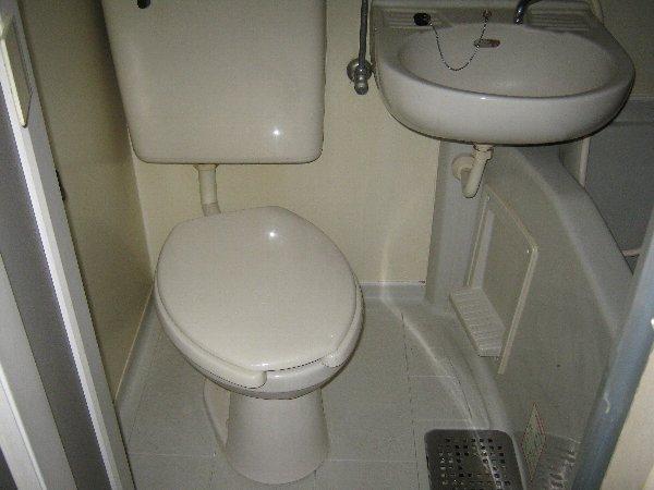 サンシティ八剣Ⅱ 302号室の風呂